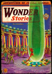 Wonder Stories, juillet 1931