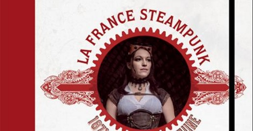 Couverture france steampunk